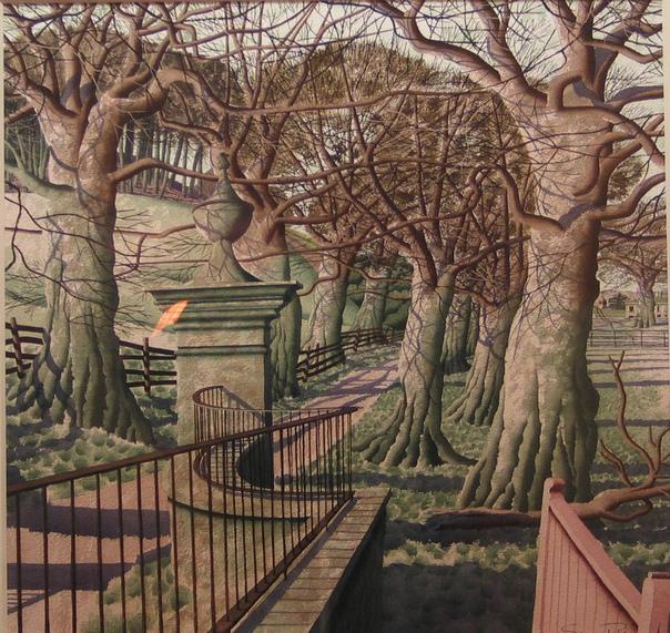Simon Palmer ( b.1956) Родился в Yorshire. В 1977 закончил Reigate Art School.Первая персональная выставка художника прошла в Лондоне в 1978. С 1980 стал активно выставляться, в последние