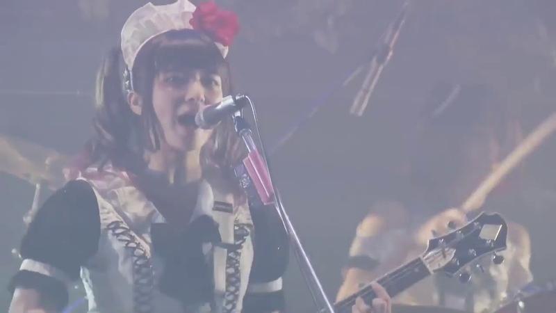 BAND-MAID Secret My Lips (Live)