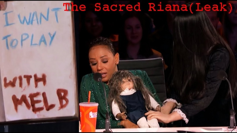 The Sacred Riana Turns her Riani Doll into a Real Girl! | Scares Mel B Again!! | AGT Jude Cuts LIVE