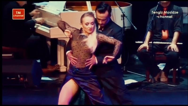 Los Rosales Tango Presentation