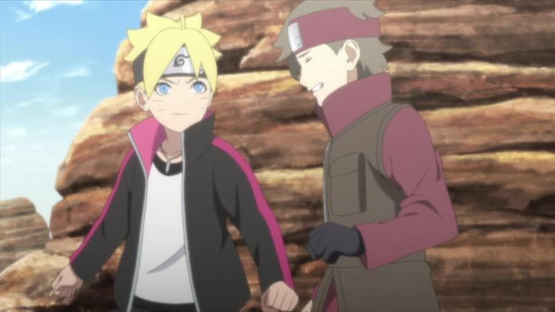 [Rain.Death] Boruto: Naruto Next Generations 85 / Боруто: Следующее поколение Наруто 85 серия [Русская озвучка]