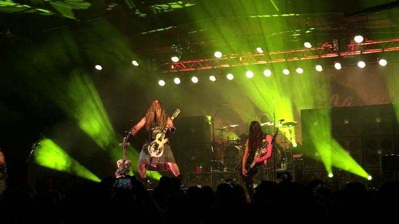 💀 Black Label Society 🎸- Full Show - LIVE - Peoria, IL 07/16/18