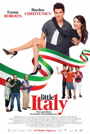 Маленькая Италия (Little Italy)  2018 смотреть онлайн