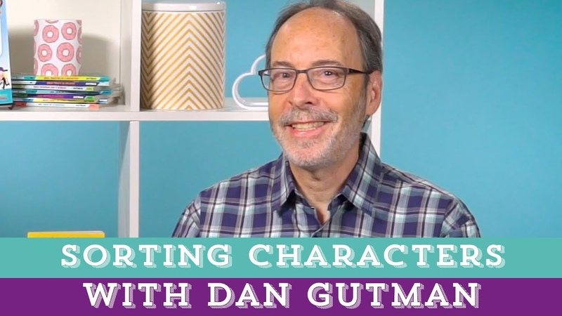 Teacher Or Student Dan Gutman Sorts Popular Characters 🎒📚📏