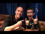 NERGAL of BEHEMOTH on Seeing Jesus Christ, Working with Rob Halford, Time Travel, more