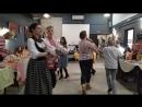 Майстар клас па беларускіх танцах на Маркеце Вырай 30 09 18