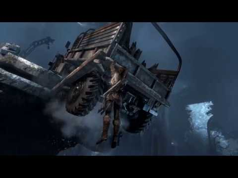 Rise of the Tomb Raider 39 Продолжаем Сибирь Найдите Способ Пройти Сквозь Нору