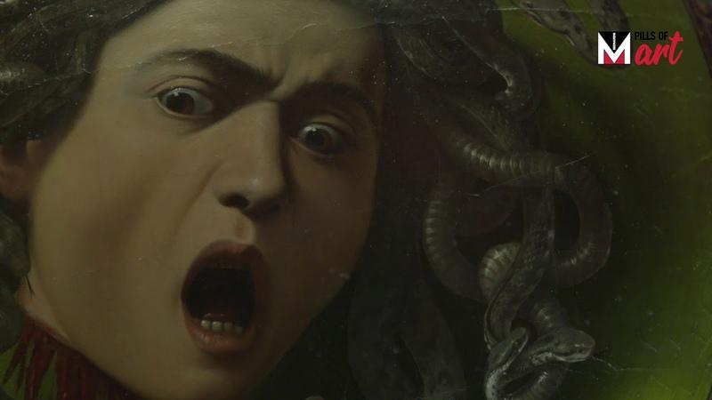 Menarini Pills of Art: Medusa di Caravaggio (lingua italiana)