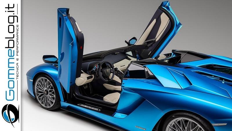 Lamborghini URUS Preview New Lamborghini Aventador S Roadster FEATURES SPECS