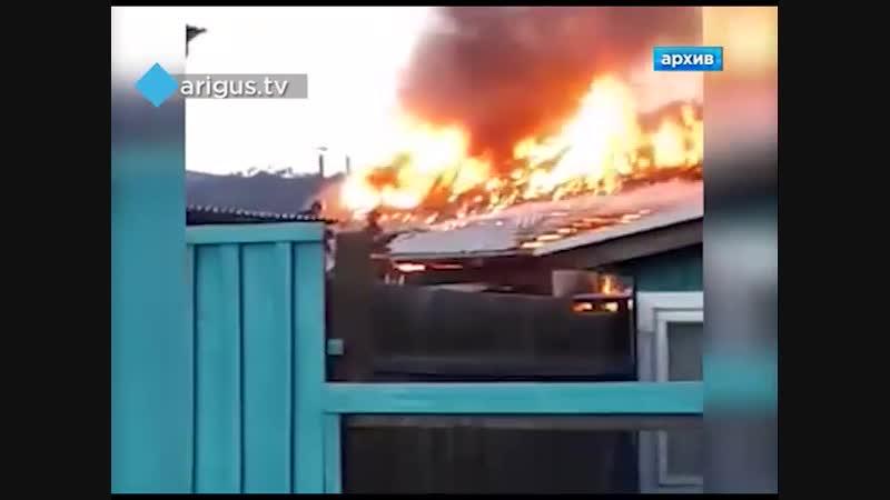 В Улан-Удэ почти 300 семей лишились жилья из-за неосторожности при обогреве домов