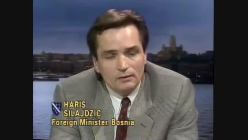 BBC Смерть Югославии 46 Ворота в ад