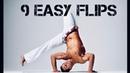 9 flips anyone can achieve (Flip progressions)