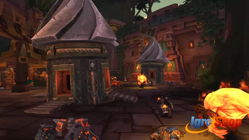 WOW - Tides of Vengeance Survival Guide
