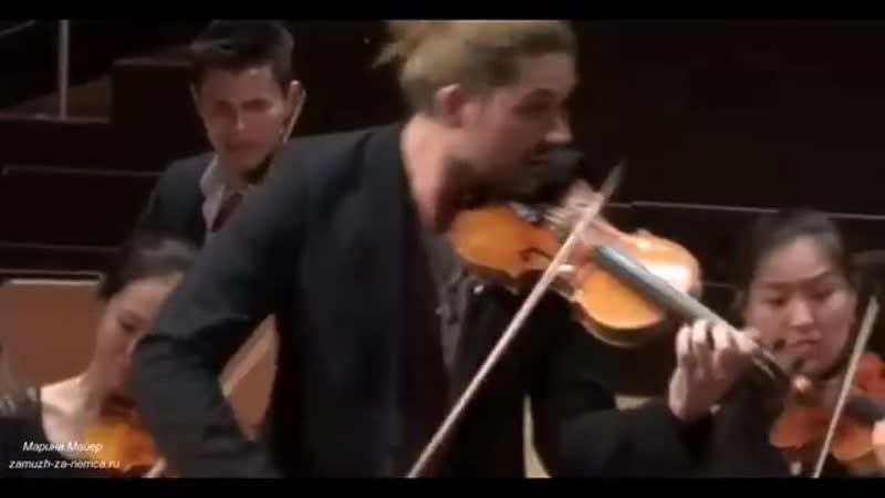 Дэвид Гарретт (David Garrett) Vivaldi Времена года Ганновер 2014 (HD)