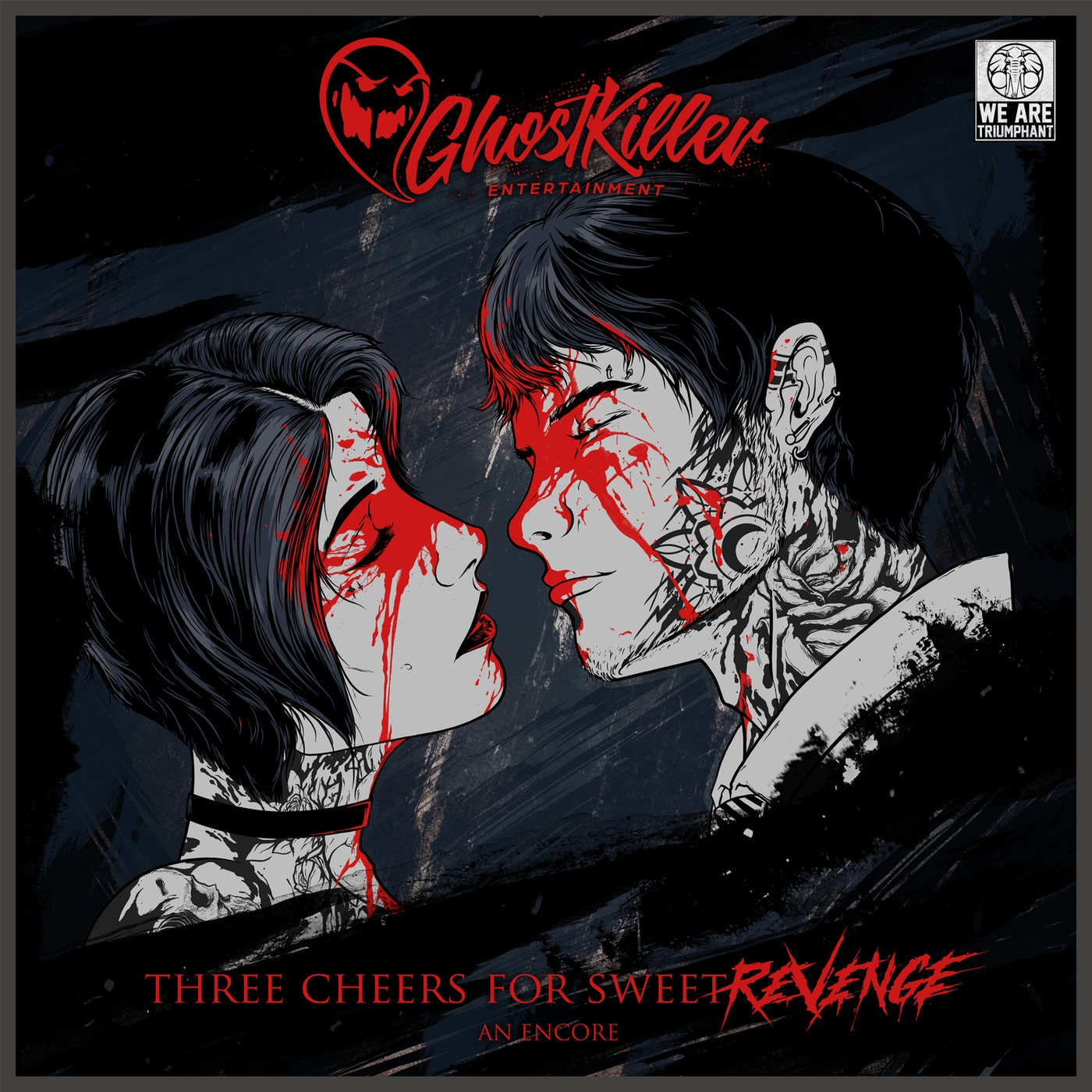 Various Artists - Three Cheers for Sweet Revenge: an Encore (2018)