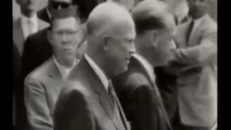 2 ч. Никита Хрущёв - Голос из прошлого. Холодная война.