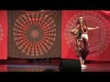 Eliza Khaled,Tunisian folk dance