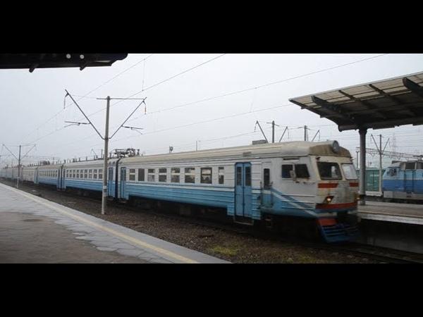 Kiev.Darnitskiy railway station (Darnitsa)/Киев.Дарницкий вокзал (Железнодорожный вокзал Дарница)