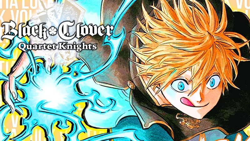 Black Clover: Quartet Knights | Gameplay Walkthrough Part 2 - LUCK VOLTIA IS BROKEN! (PS4 Pro BETA)