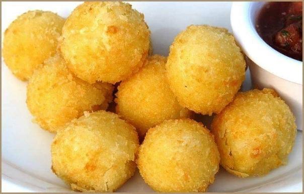 Кайлэхи называл я бабушкины картофельные шарика. Кулинарный рассказик от Марата Баскина КАЙЛЭХАРТЫКЭ БУЛЬБЭ Кайлэхартыке бульбэ, если перевести дословно с идиш, обозначает круглую картошку,