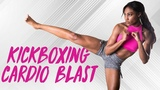 Full Body Kickboxing Workout Butt, Legs, Stubborn Belly Fat, Flabby Arms Beginners Cardio