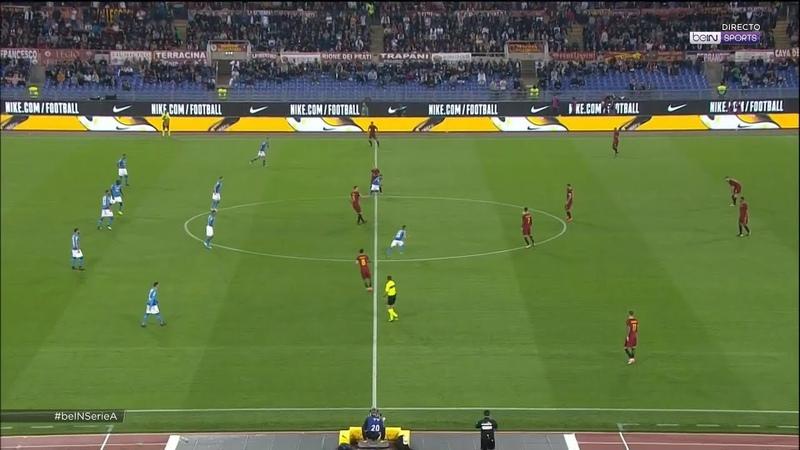 Roma vs Napoli ► Full Match HD ► Calcio 17/18
