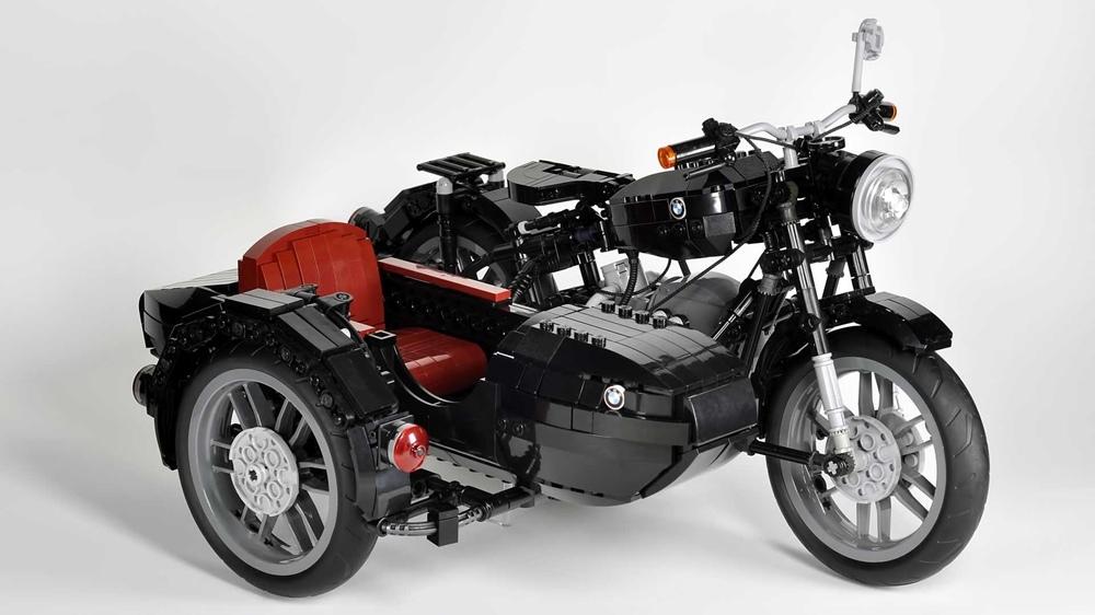 Лего-версия BMW R60/2 1967