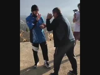 Тактика на бой с Майвезером 😄🔥