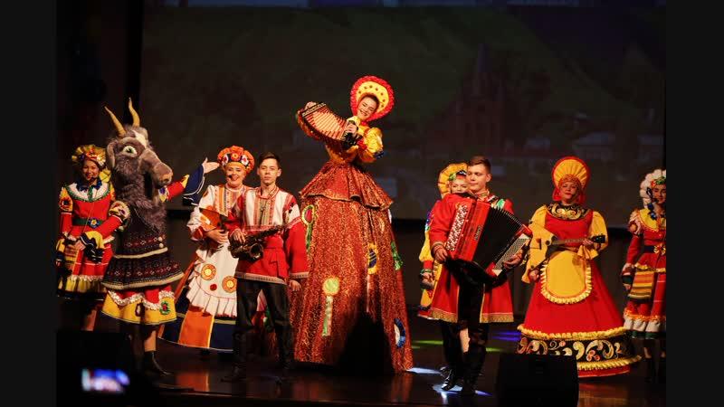 Ансамбль народной музыки Вишенка