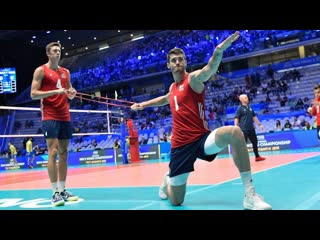 Its volleyball. Slow motion replay ( Remake 2019 )