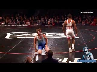 Beat the streets 2019: jordan burroughs vs. ben askren