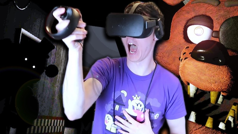 I BEAT IT (HUGE SURPRISE AT THE END)|| Five Nights at Freddy's VR