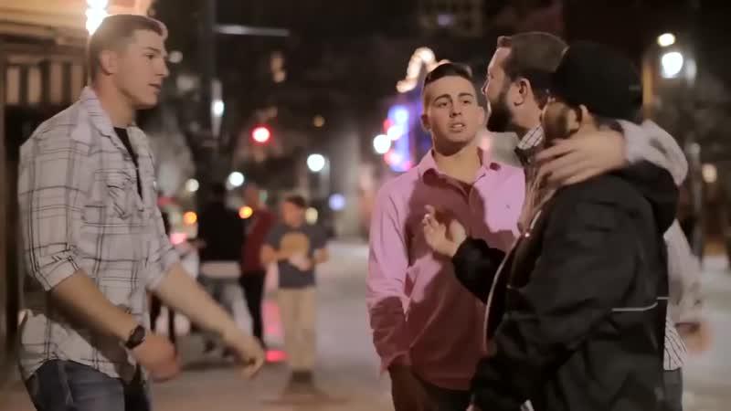 Уличные драки Нокауты с одного удара 9