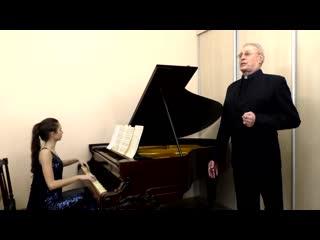 Александр савёлов-дерябин - ария кутузова (аккомпанирует мария андреева)