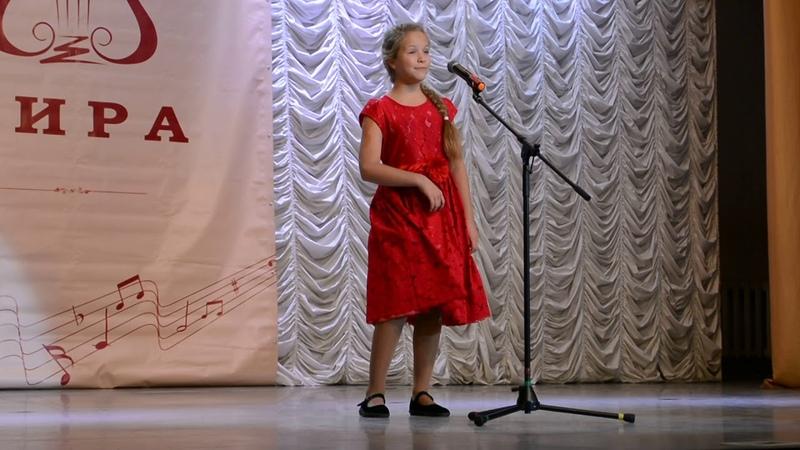Москва майская исполняет Надежда Павлова Конкурс Богородская лира г Ногинск