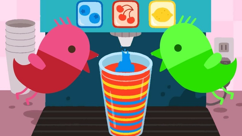 Fun Pet Care Kids Game - Sago Mini Pet Cafe - Baby Learn Colors, Numbers Shapes Games For Kids