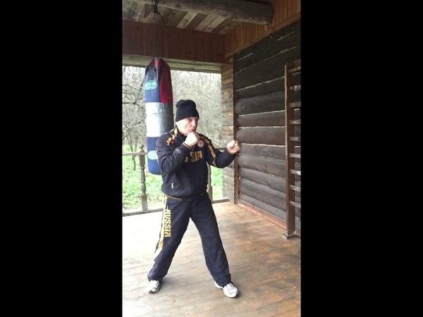Тактика бокса Школа СССР Тактический рисунок боя
