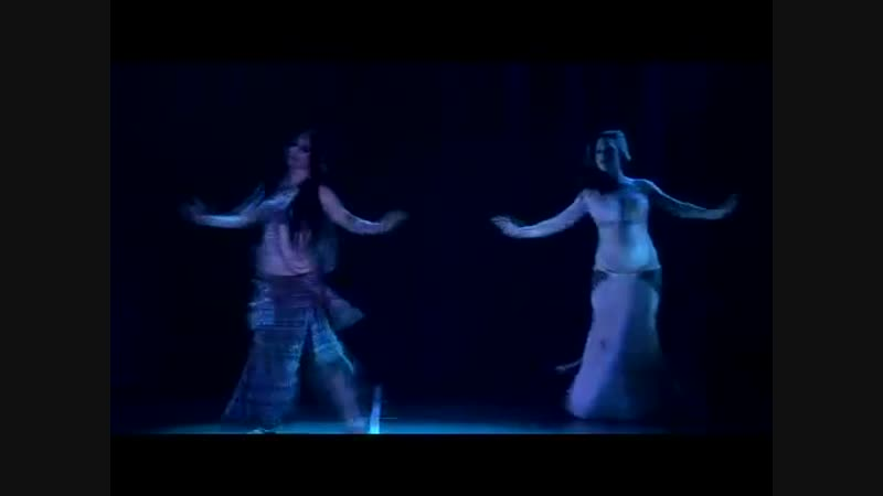 Zoe Jakes performs bellydance at The Massive Spectacular! 2012 Las Vegas