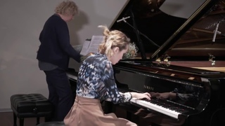 01.11.2018 Mira Marchenko's master-classes: Svetlana Olkhovko, Yamaha Music Center, Moscow