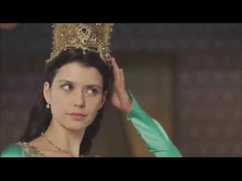 Ахмед дарит Кесем корону ХюрремВеликолепный ВекКесем