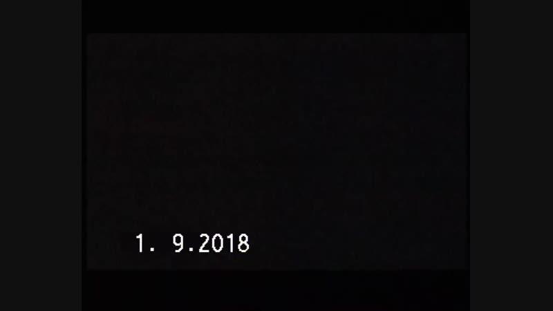 День знаний 1 сентября 2018 года в школе №561 г. Санкт-Птербурга и первый урок в 5 А классе. Видеооператор Михаил Павлюхин.