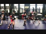 Субботние спарринги проходят под руководством ЗТР По тайскому боксу - Салимова Тимура Валерьевича 🔥🔥🔥
