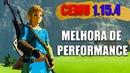 ZELDA BOTW | CEMU 1.15.4 | AUMENTO DE PERFORMANCE GRAPHIC PACK