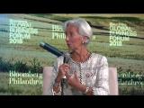 IMFs Lagarde and Baidu CEO Li