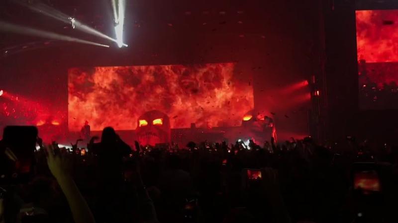 PHARAOH - (live) ADRENALINE STADIUM | 20.10.18 | МОСКВА