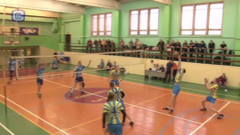 Финал первенства города Североморска по волейболу