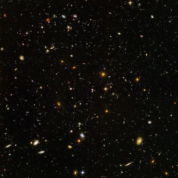 10 фото, сделанных космическим телескопом Хаббл
