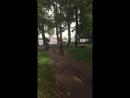 велопробег в Лопухинском саду