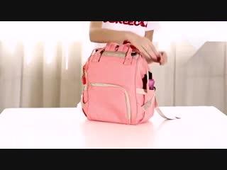 Рюкзак для мам mommy bag