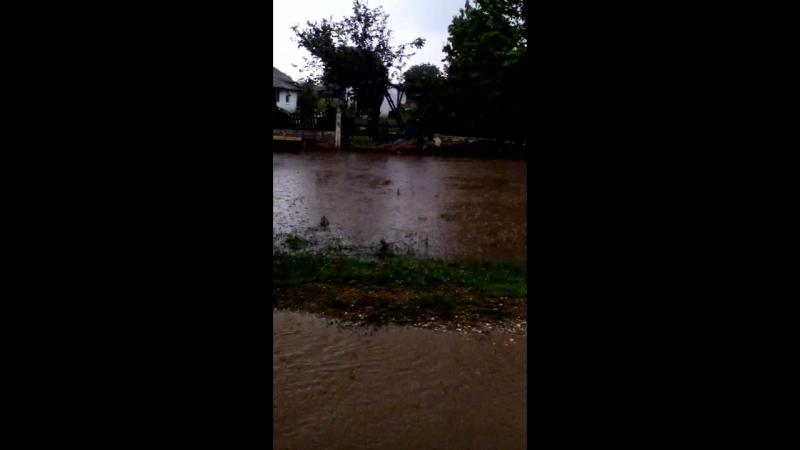 очередной потоп в ЧАПАЕВО